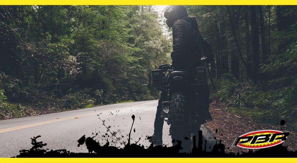 Accessori per lungo viaggio in moto
