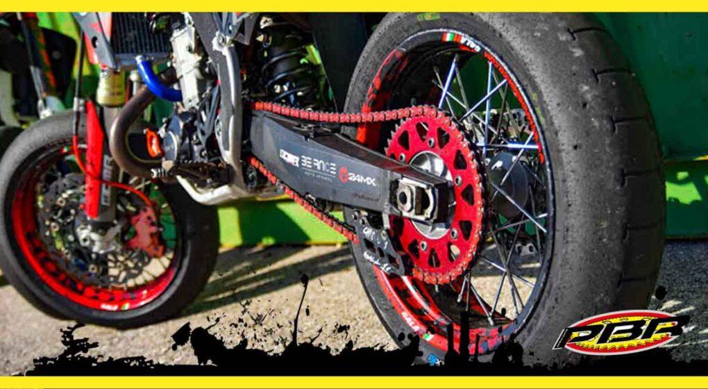 Come scegliere la catena di trasmissione della tua moto