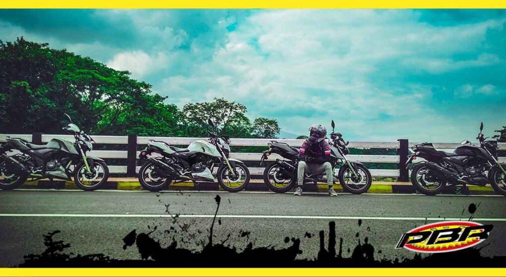 Viaggiare in moto in gruppo