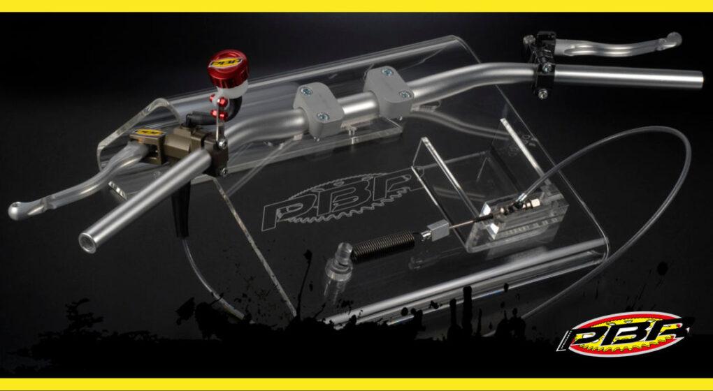 kit frizione idraulica moto Mecdraulic PBR